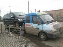 Служба экстренной эвакуации автомобилей 24 часа в Волгограде, Волжском и по всем регионам РФ - перевозка маршрутного такси на нашем эвакуаторе из г.Саратова